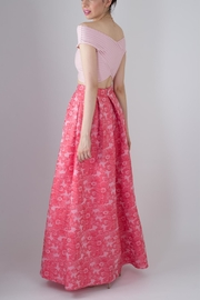 MAF Floral Maxi Skirt - Side cropped