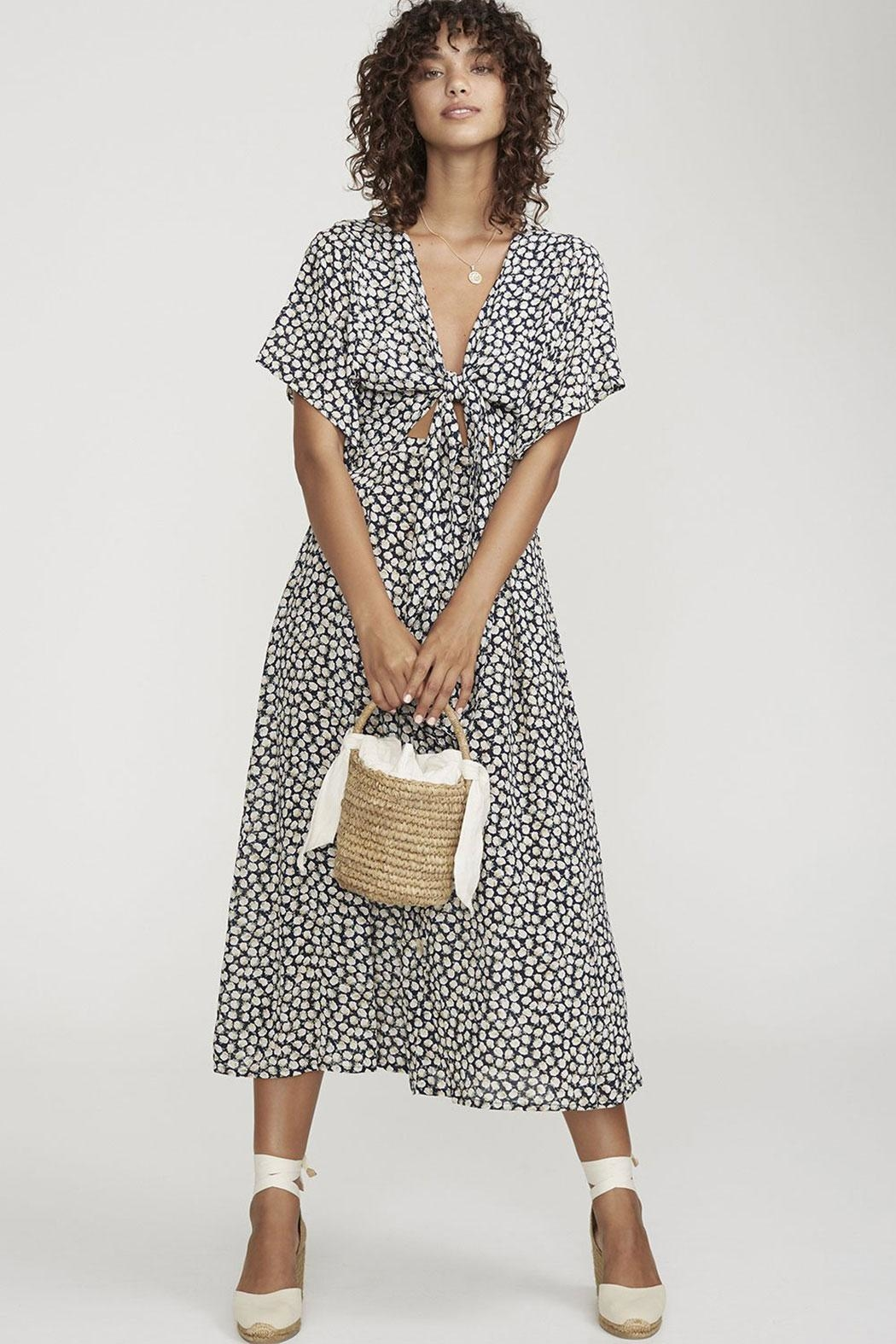 810fa79d Faithfull The Brand Magda Midi Dress from Queensland by Wolfe and ...
