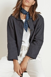 Velvet Magdalin Canvas Jacket - Side cropped