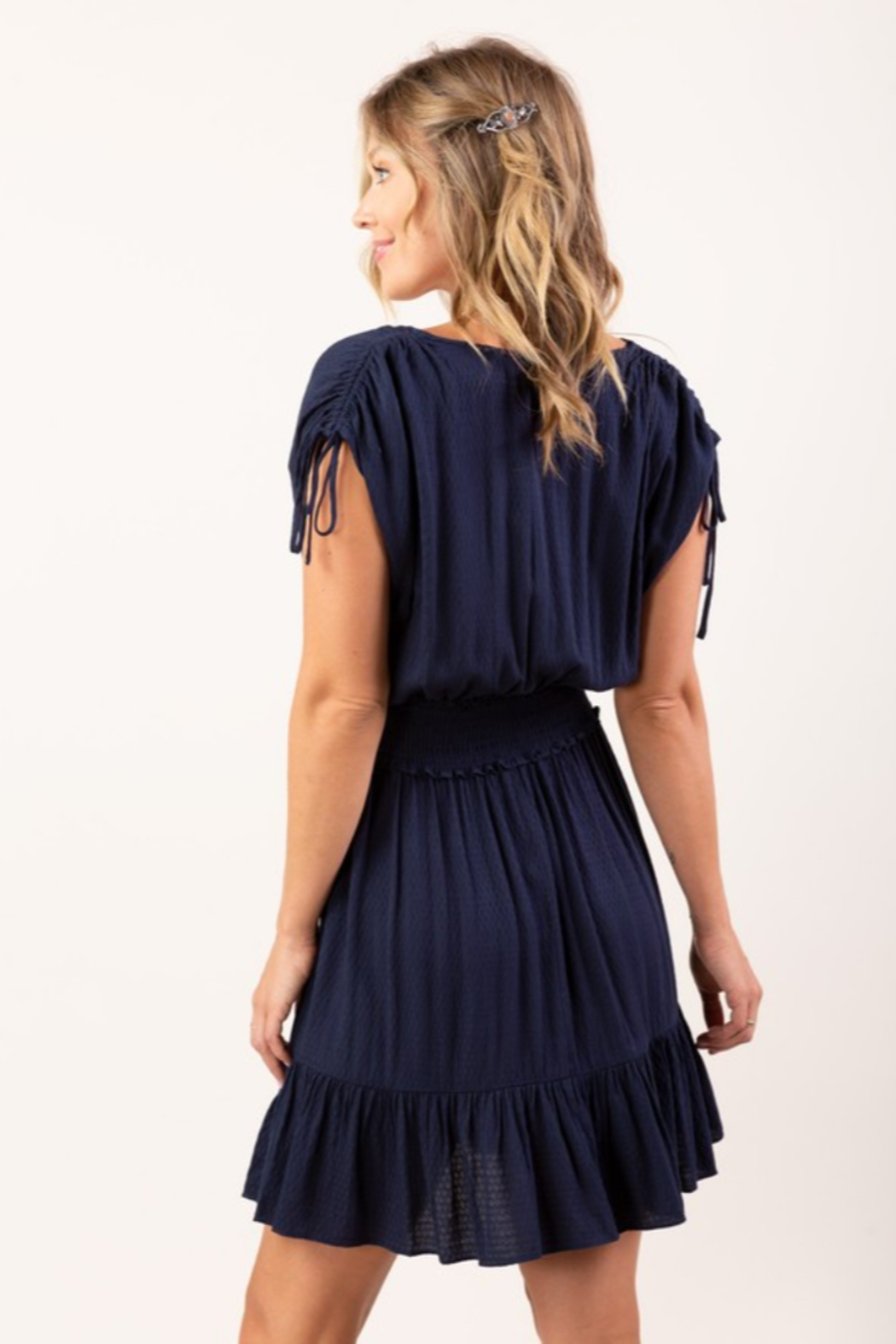 Lovestitch Maggie Dress - Side Cropped Image