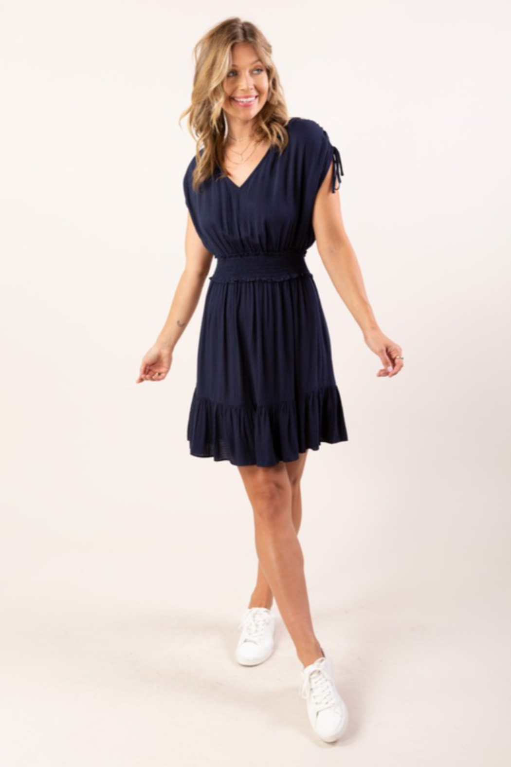 Lovestitch Maggie Dress - Front Full Image