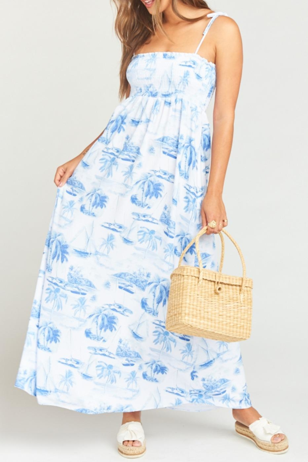 Show Me Your Mumu Maggie Maxi Dress - Main Image