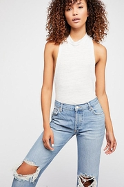 Free People Maggie Mid-Rise Straight - Side cropped