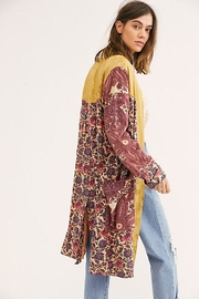 Free People Maggie Patched Duster - Product Mini Image