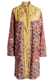 Free People Maggie Patchwork Duster - Other