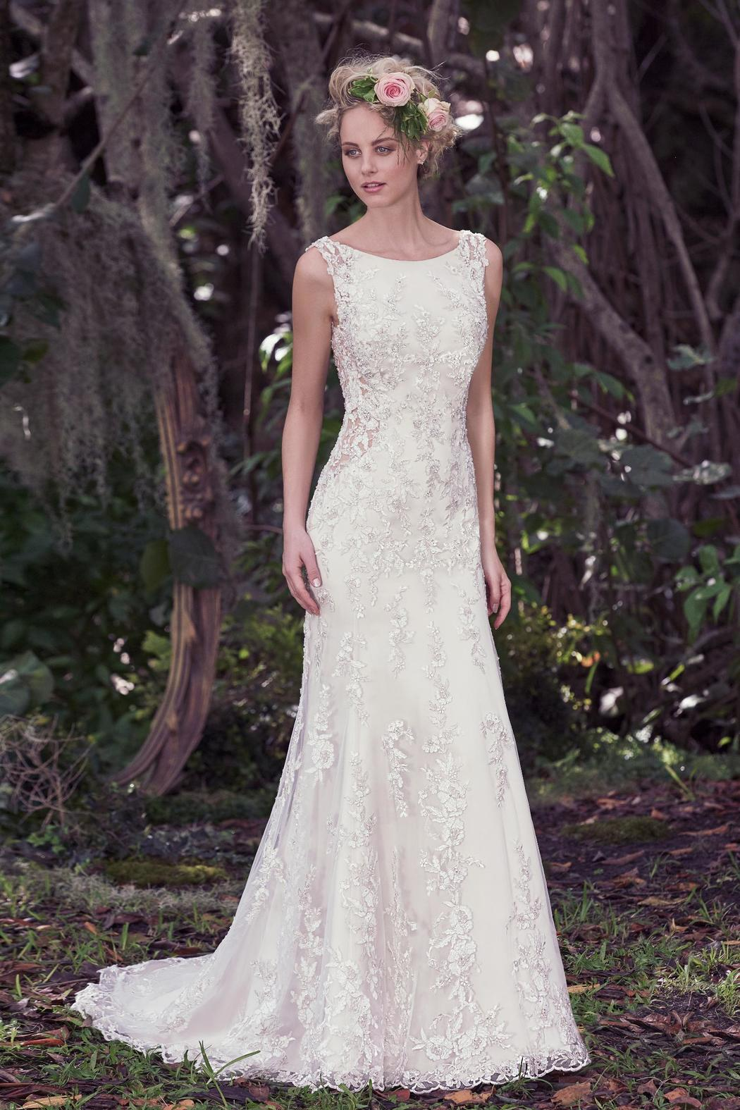 Maggie Sottero A-Line Gown from Maryland by TLC Bridal Boutique ...