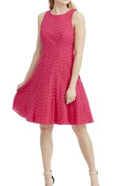 Maggy London Eyelet Dress - Side cropped
