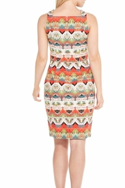 Maggy London Ginger Sheath Dress - Front full body