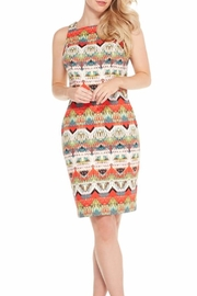 Maggy London Ginger Sheath Dress - Front cropped