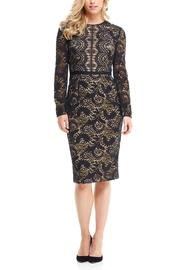 Maggy London Nadia Midi Back - Front cropped