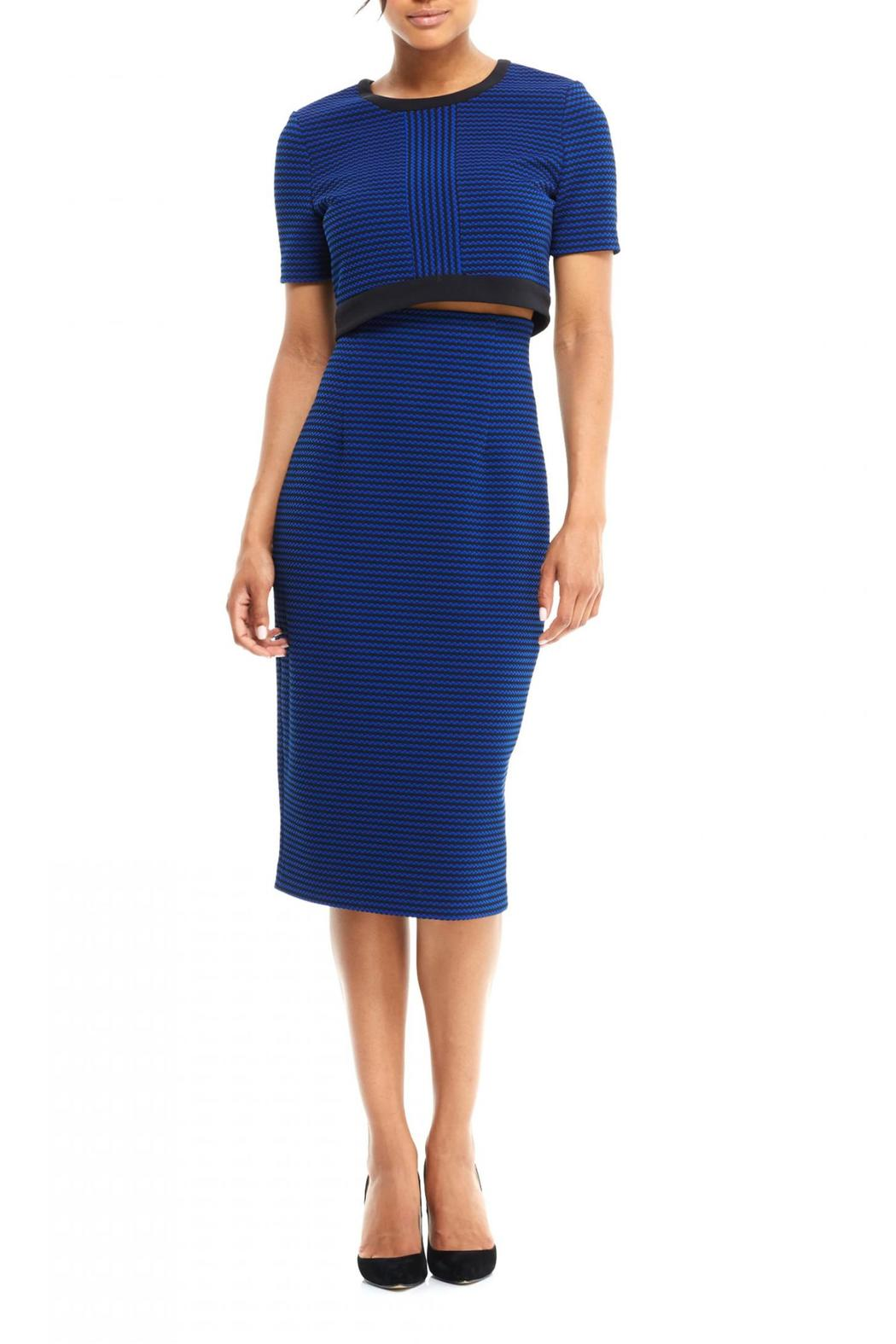 Maggy London Two Piece Dress - Main Image