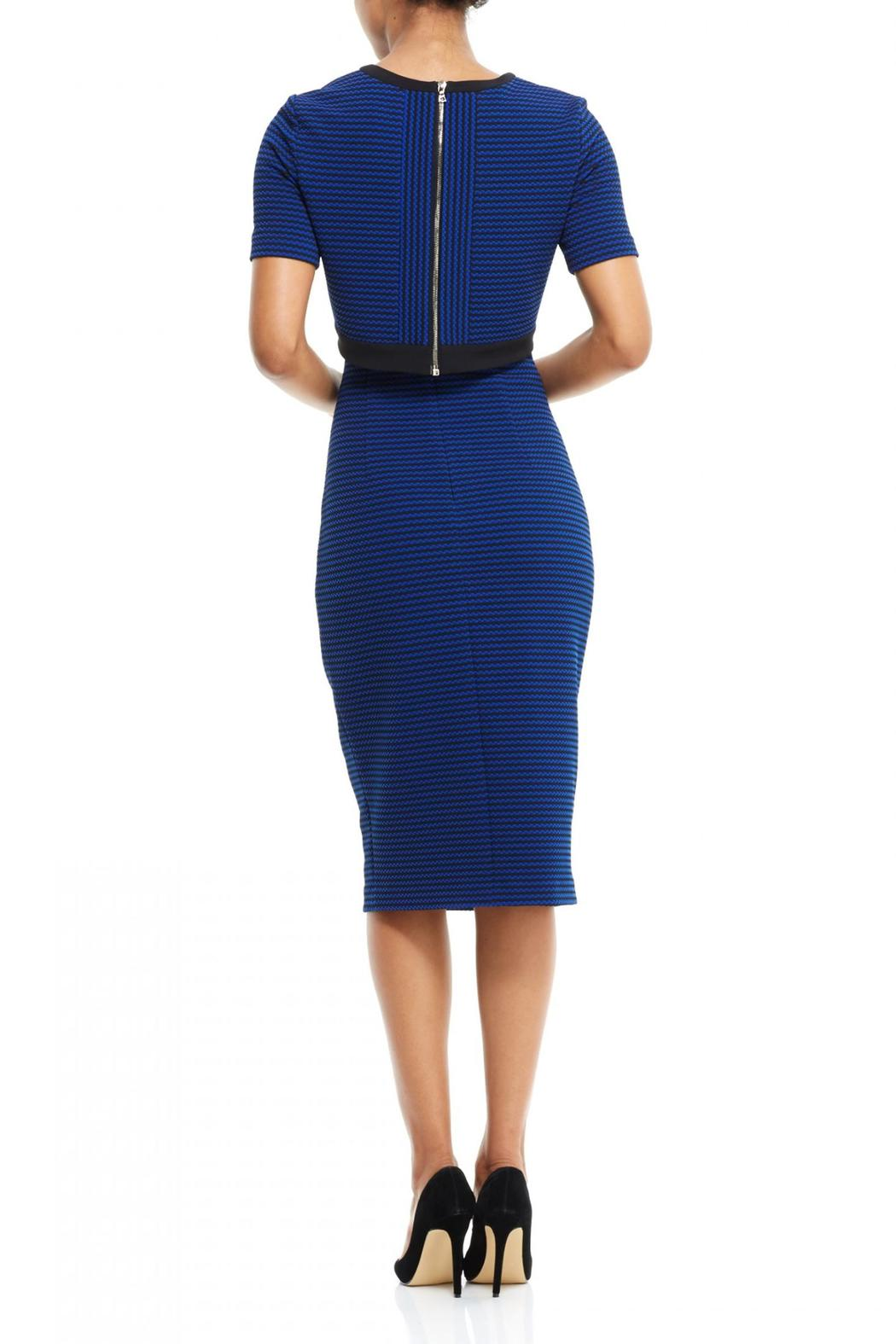 Maggy London Two Piece Dress - Front Full Image