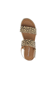Pierre Dumas Magic-1 Flatform Sandal - Front full body