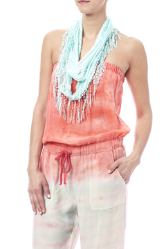 Shoptiques Product: Victorian Lace Infinity Scarf