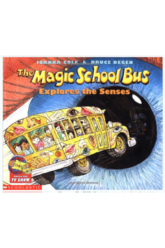 Scholastic Magic School Bus Explores The Senses - Alternate List Image