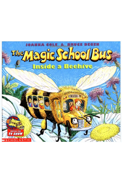 Scholastic Magic School Bus Inside A Beehive - Alternate List Image