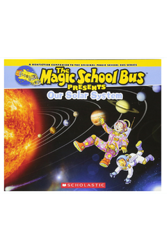 Scholastic Magic School Bus Presents Our Solar System - Alternate List Image
