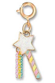 Charm It Magic Wand Charm - Front cropped