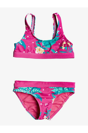 Roxy Magical Sea Bralette Bikini Set - Product Mini Image