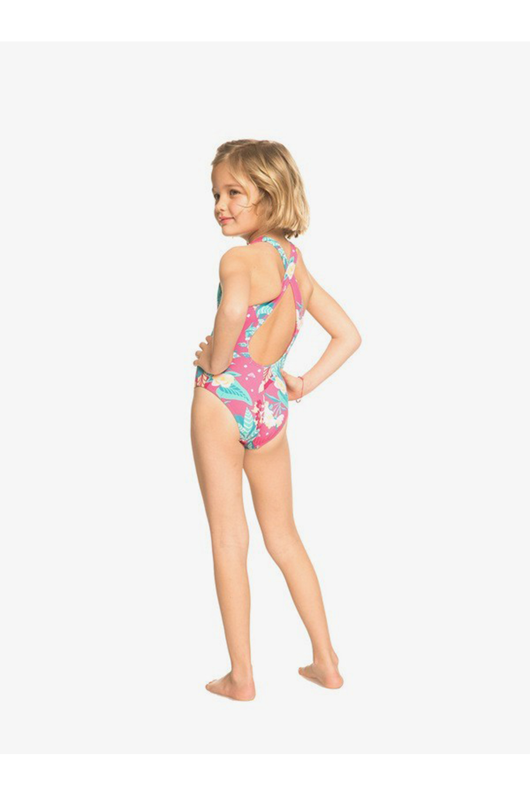 Roxy Magical Sea One-Piece Swimsuit - Back Cropped Image