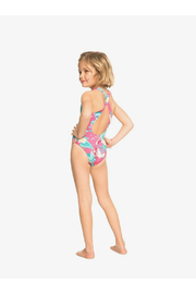 Roxy Magical Sea One-Piece Swimsuit - Back cropped