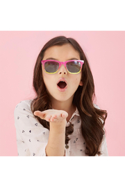 Cupcakes and Cartwheels Magical Sunglasses - Side cropped