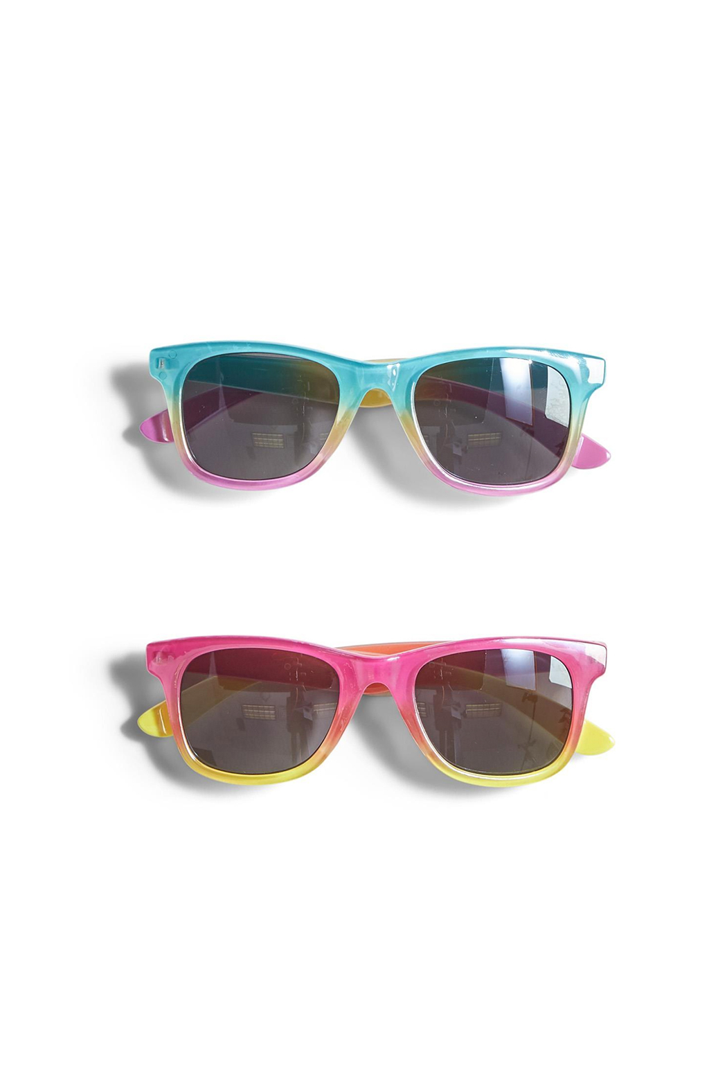 Cupcakes and Cartwheels Magical Sunglasses - Front Cropped Image