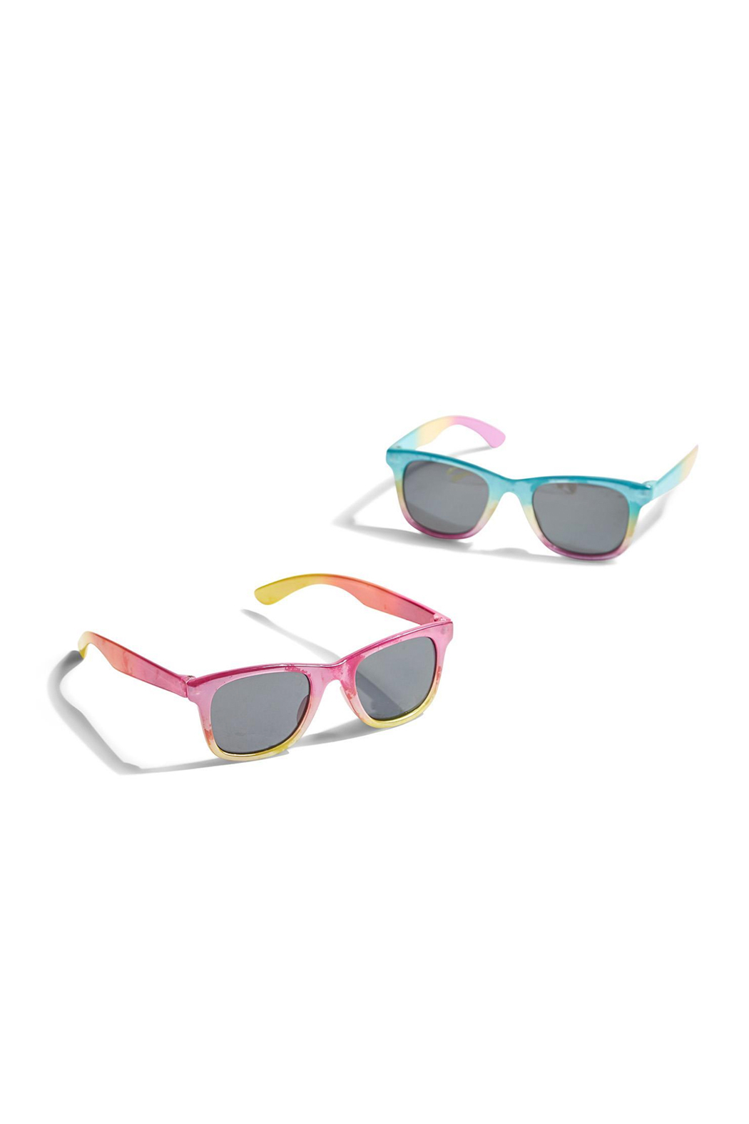 Cupcakes and Cartwheels Magical Sunglasses - Side Cropped Image