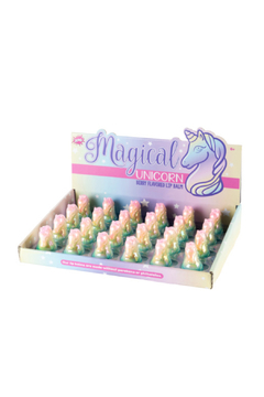 3 Cheers 4 Girls Magical Unicorn Berry Flavored Lip Balm - Product List Image