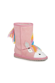 Emu Australia Magical Unicorn Boot - Front full body