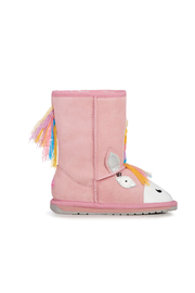 Emu Australia Magical Unicorn Boot - Front cropped