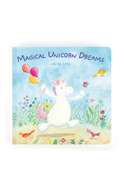 Jellycat Magical Unicorn Dreams Book - Product Mini Image