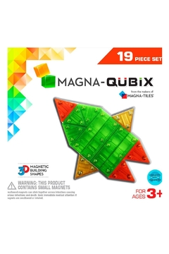 Shoptiques Product: Magna Qubix 19-Pc-Set