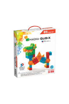 Shoptiques Product: Magna-Qubix 85 Piece Set