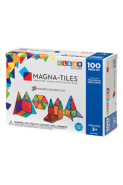 Valtech - MagnaTiles Magna-Tiles 100 Pc Set - Product List Image