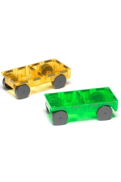 Shoptiques Product: Magna-Tiles Cars Set