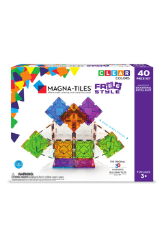 Valtech - MagnaTiles Magna-Tiles Free Style - Product List Image