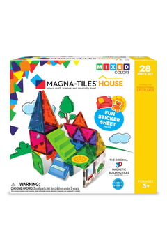 Valtech - MagnaTiles Magna-Tiles House - Product List Image