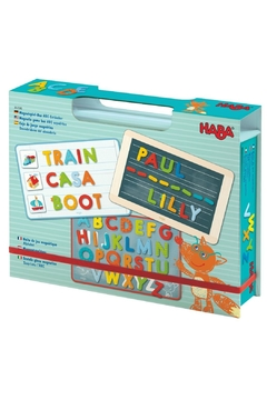 HABA USA Magnetic Abc Box - Product List Image