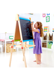 Hape Magnetic All-in-1 Easel - Front full body