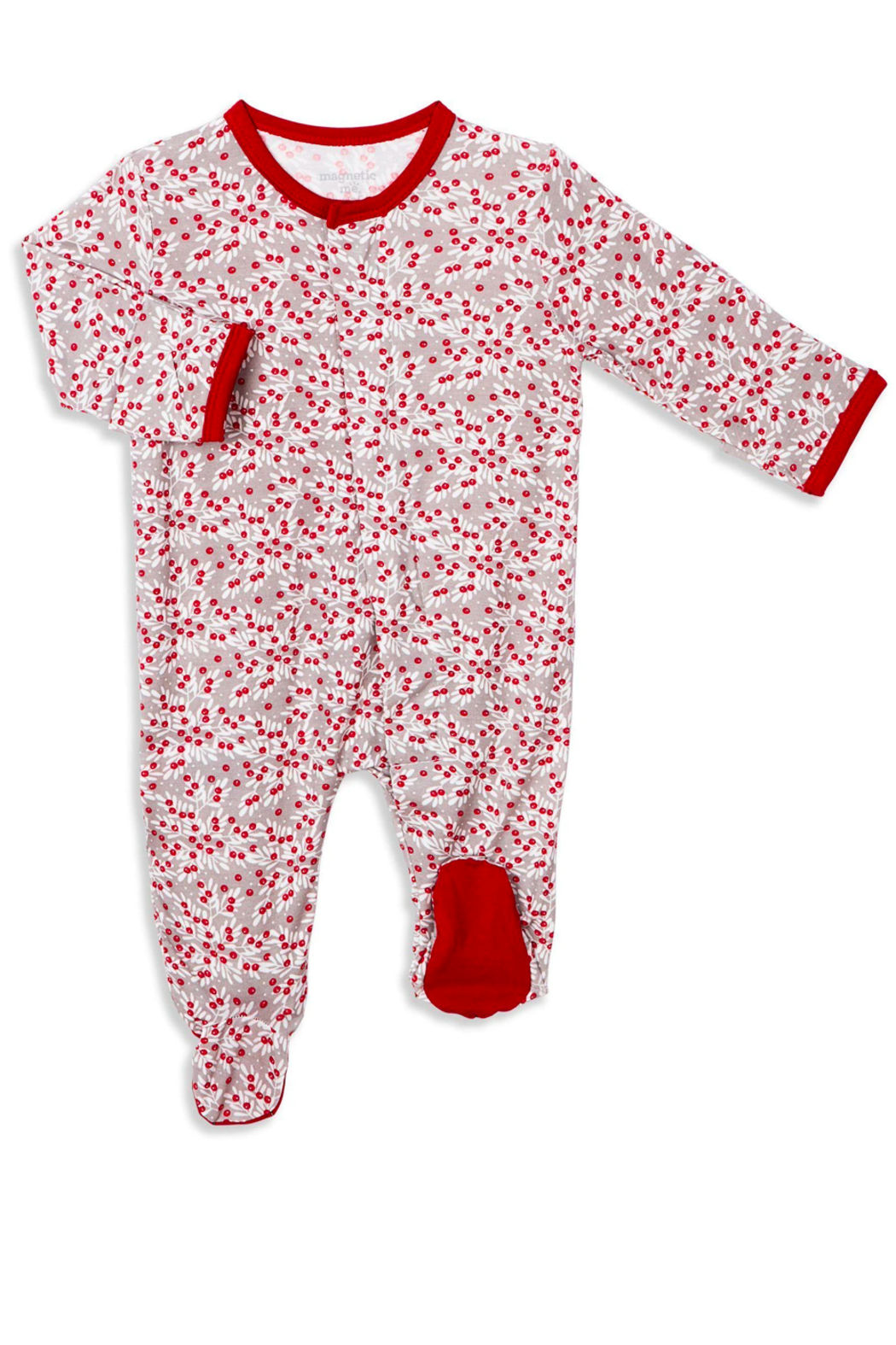 Magnetic Me Magnetic Christmas Footie - Front Cropped Image