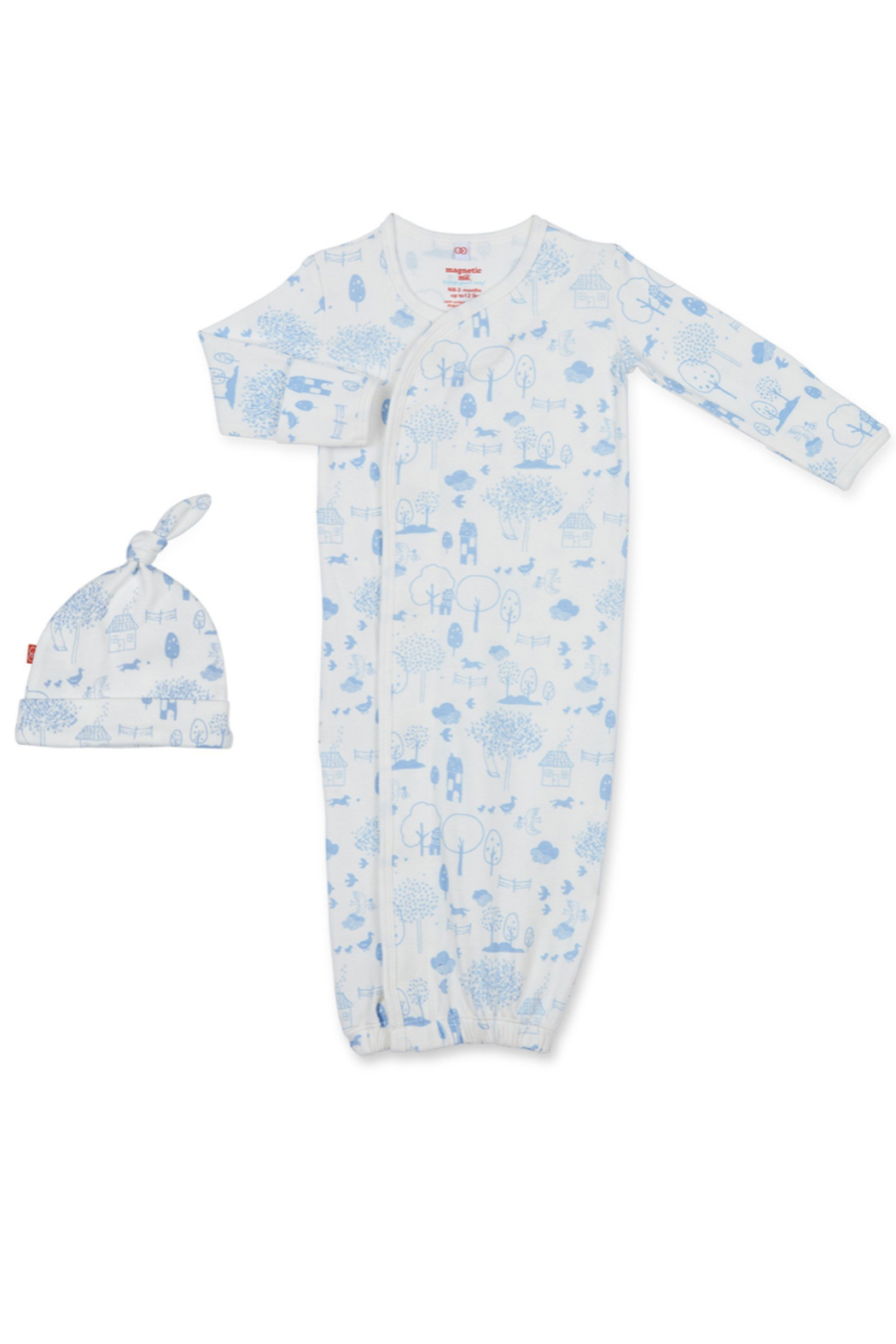 Magnetic Me Magnetic Gown Set - Main Image