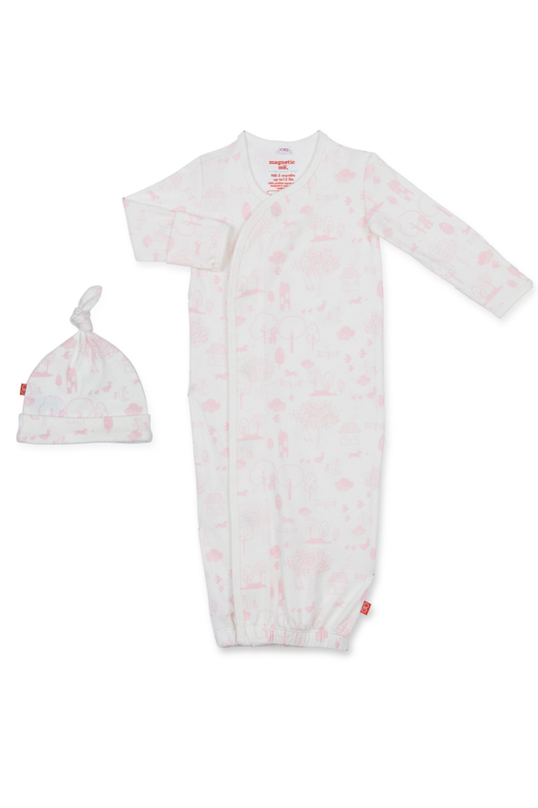 Magnetic Me Magnetic Gown Set - Front Cropped Image