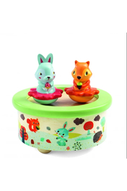 Djeco Magnetic Music Box Friends Melody - Product Mini Image