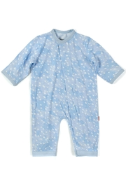 Magnificent Baby Blue Magnetic Coverall - Product Mini Image