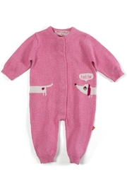 Magnificent Baby Pink Magnetic Coverall - Product Mini Image
