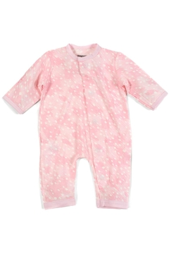 Shoptiques Product: Pink Magnetic Coverall