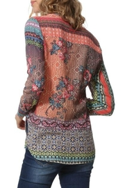 DESIGUAL Magnolia Blouse - Front full body