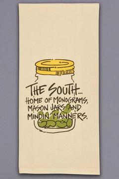 Magnolia Lane The-South Hand Towel - Alternate List Image