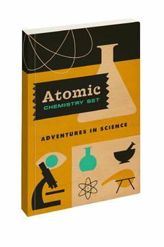 Magpie & Jay Atomic Chemistry Notebook - Alternate List Image